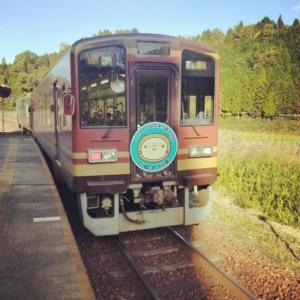 信楽高原鐡道のたぬき列車